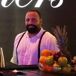 Bilal Bartender Hire