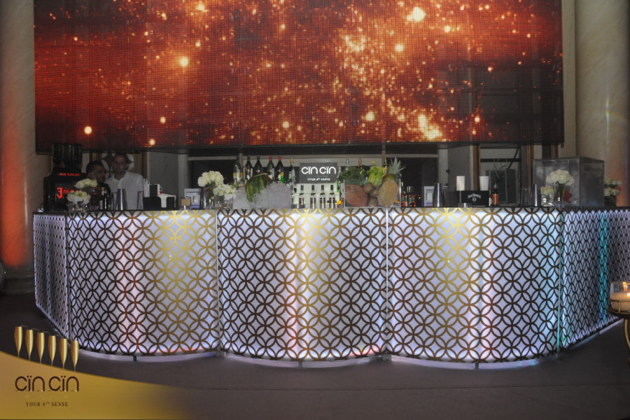 Customized Mobile Bar rental