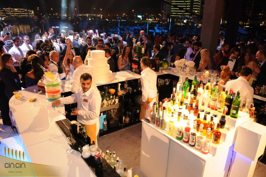Cin Cin Mobile Bar service