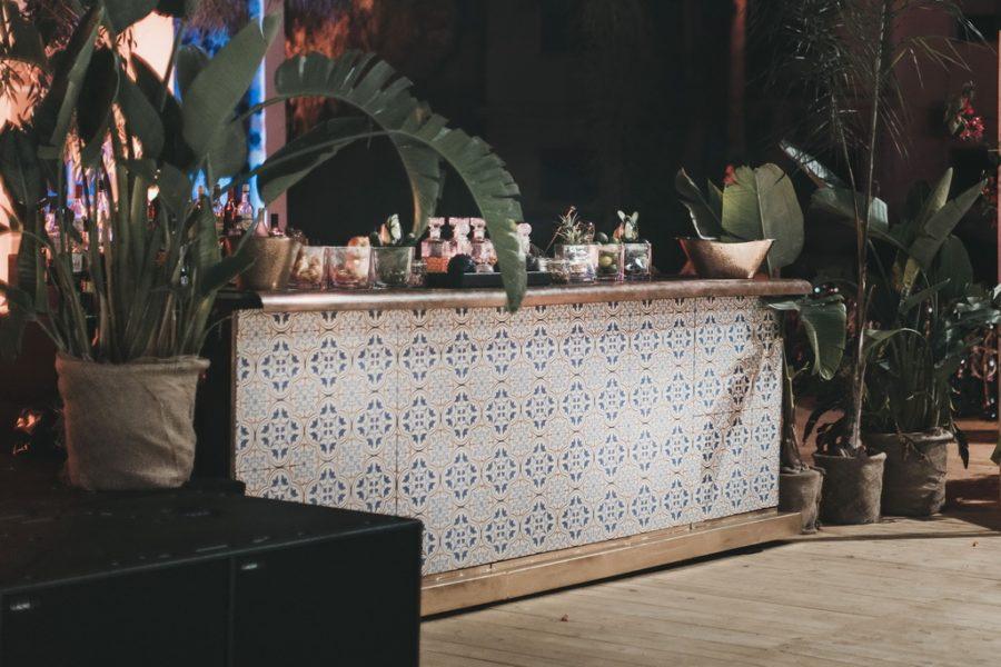 Tiles Bar rental